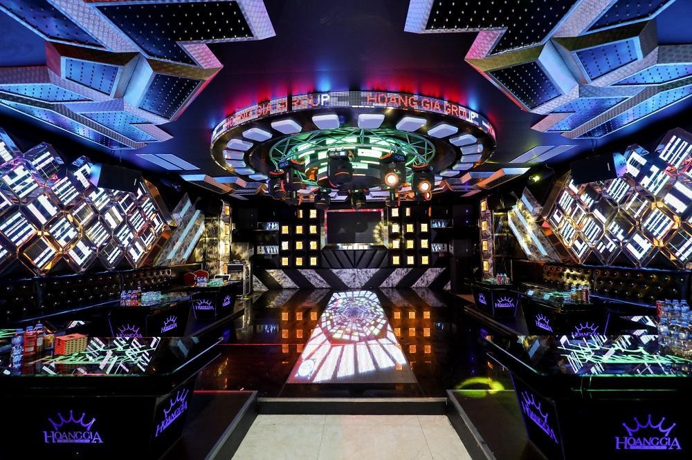 Phòng karaoke mini bar tại Trống Đồng Hải Phòng