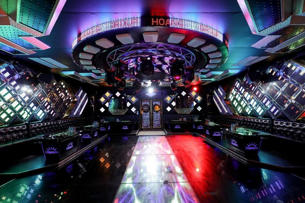 Phòng karaoke vip tại Trống Đồng Hải Phòng