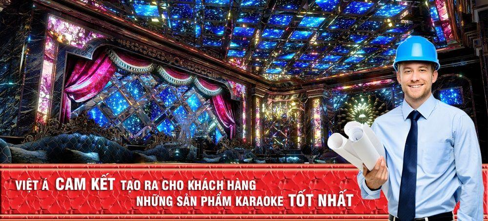 Vieta thi công karaoke chuyên nghiệp uy tín nhất