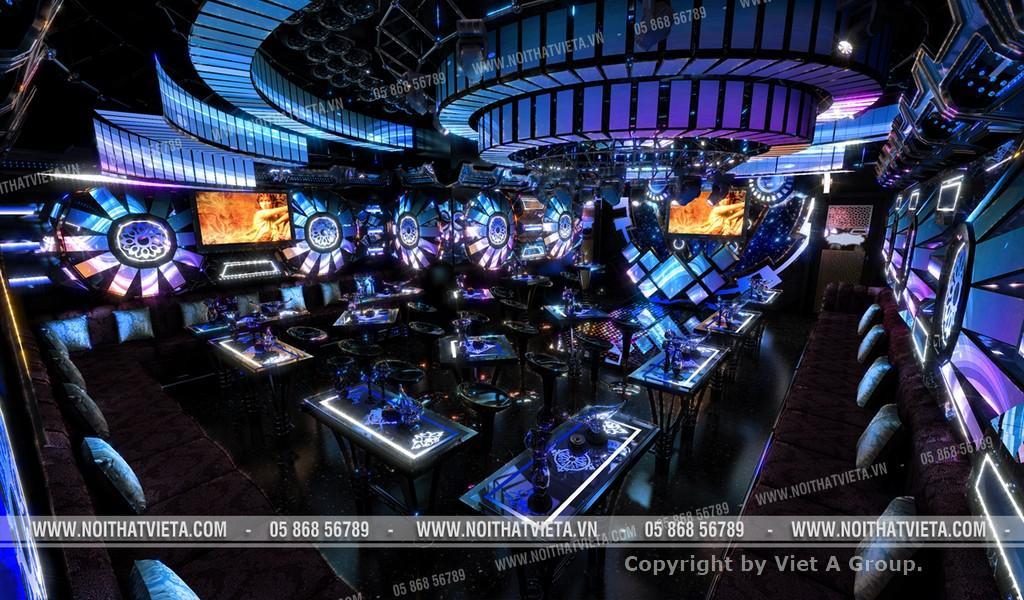 Phòng karaoke mini bar vip nhất 2019