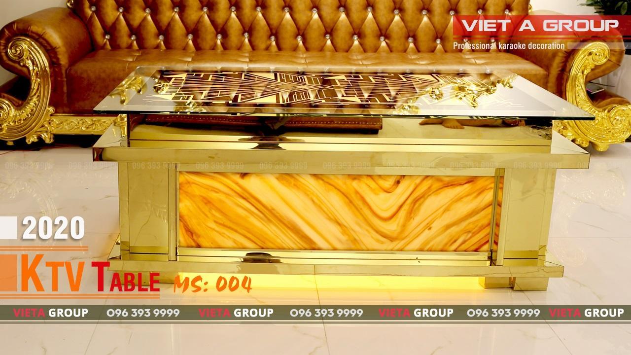 Bàn karaoke BVA MS 04