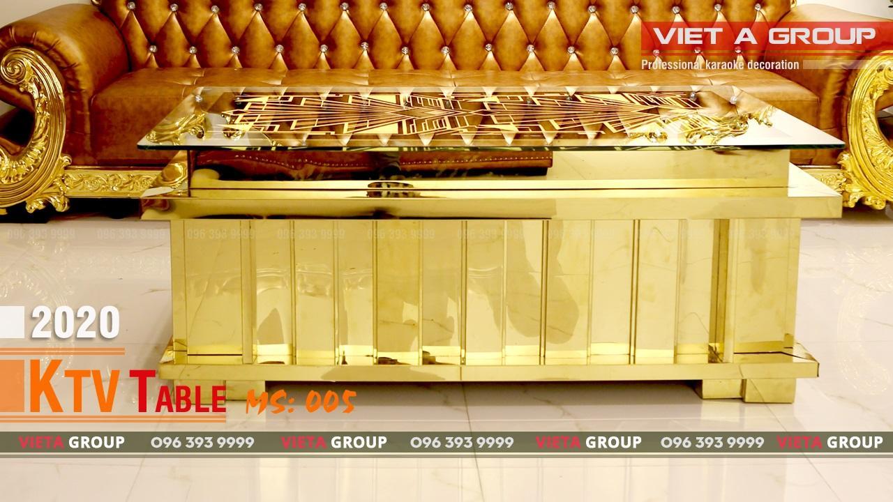 Bàn phòng karaoke MS 05