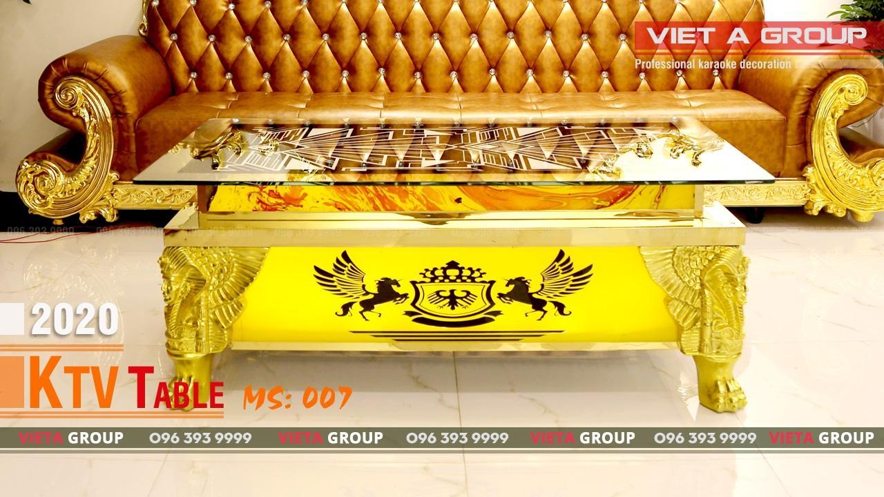 Bàn karaoke BVA MS 07