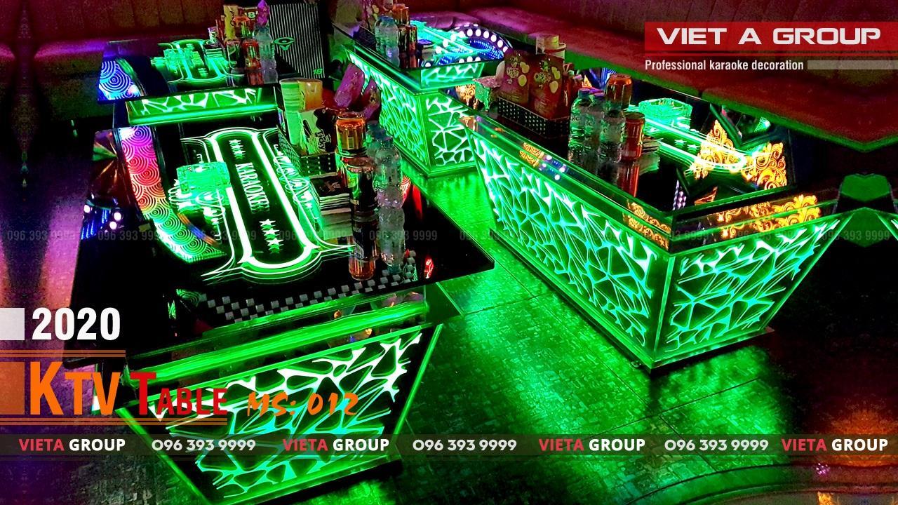 Bàn karaoke BVA MS 12