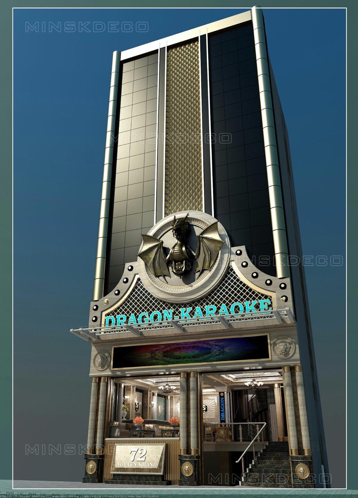 Karaoke Dragon 72 Nguyen Khang V2