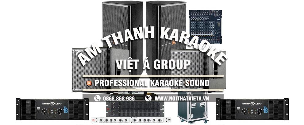 Âm thanh karaoke yếu tố quan trọng nhất của phòng karaoke