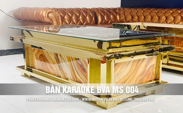 Bàn karaoke BVA MS 004
