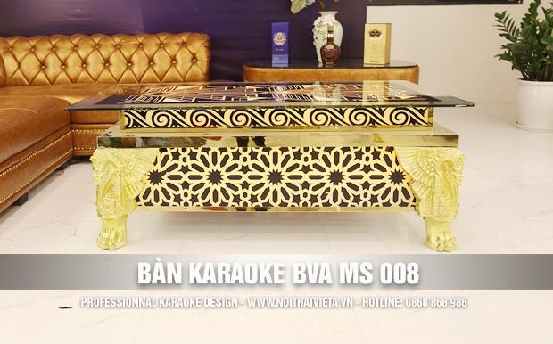 Bàn karaoke BVA MS 008
