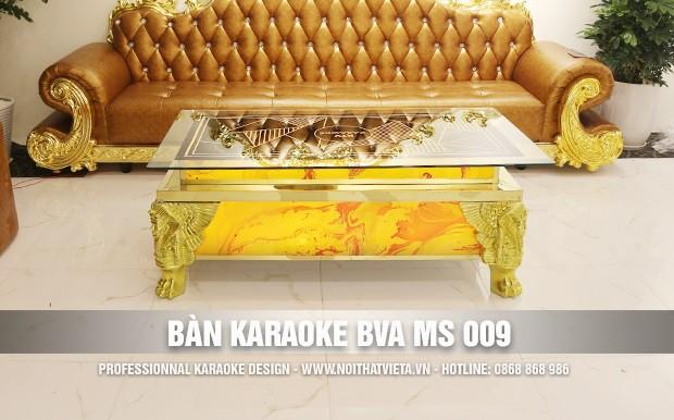 Bàn karaoke BVA MS 009