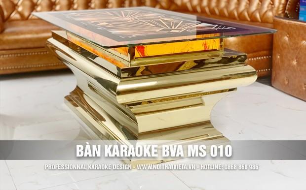 Bàn karaoke BVA MS 010