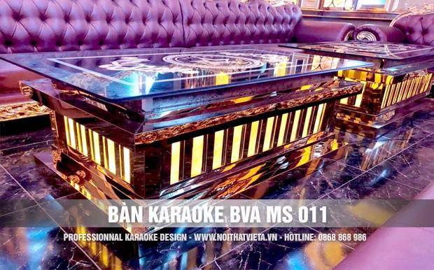 Bàn karaoke BVA MS 011
