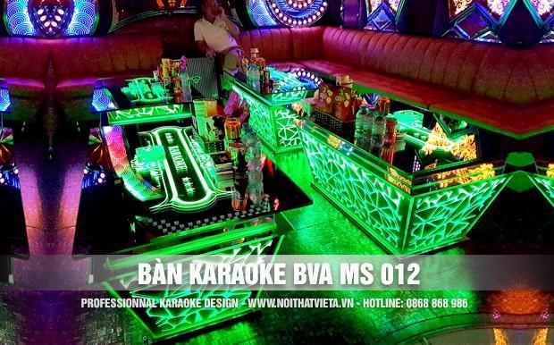 Bàn karaoke BVA MS 012