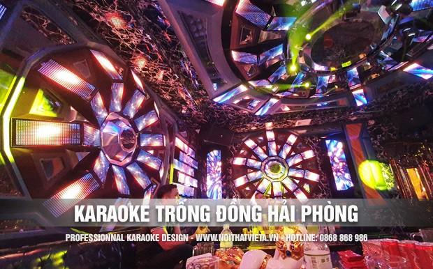 Công trình karaoke Trống Đồng Tiên Lãng Hải Phòng