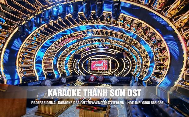 Công trình Karaoke Thành Sơn DST, Sơn Tây, Hà Nội