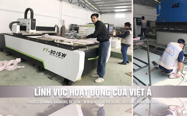 Lĩnh vực hoạt động của Việt Á Group