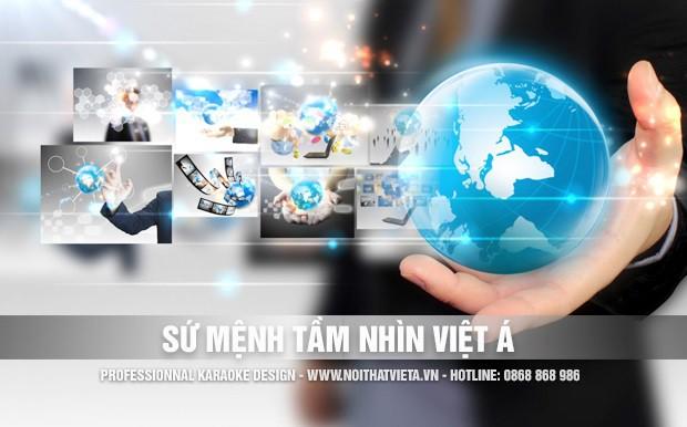 Sứ mệnh tầm nhìn của Việt Á
