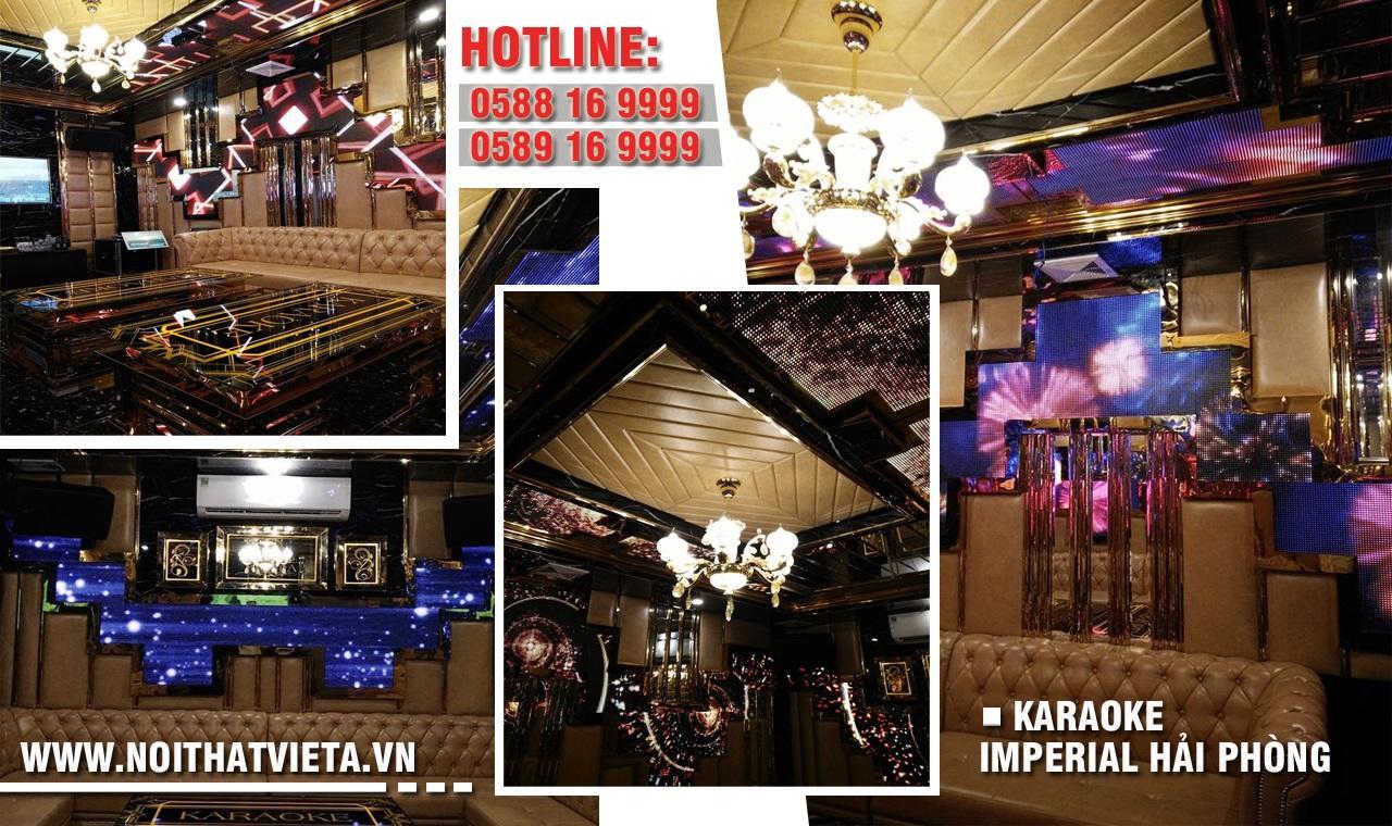 Karaoke Imperial Room2