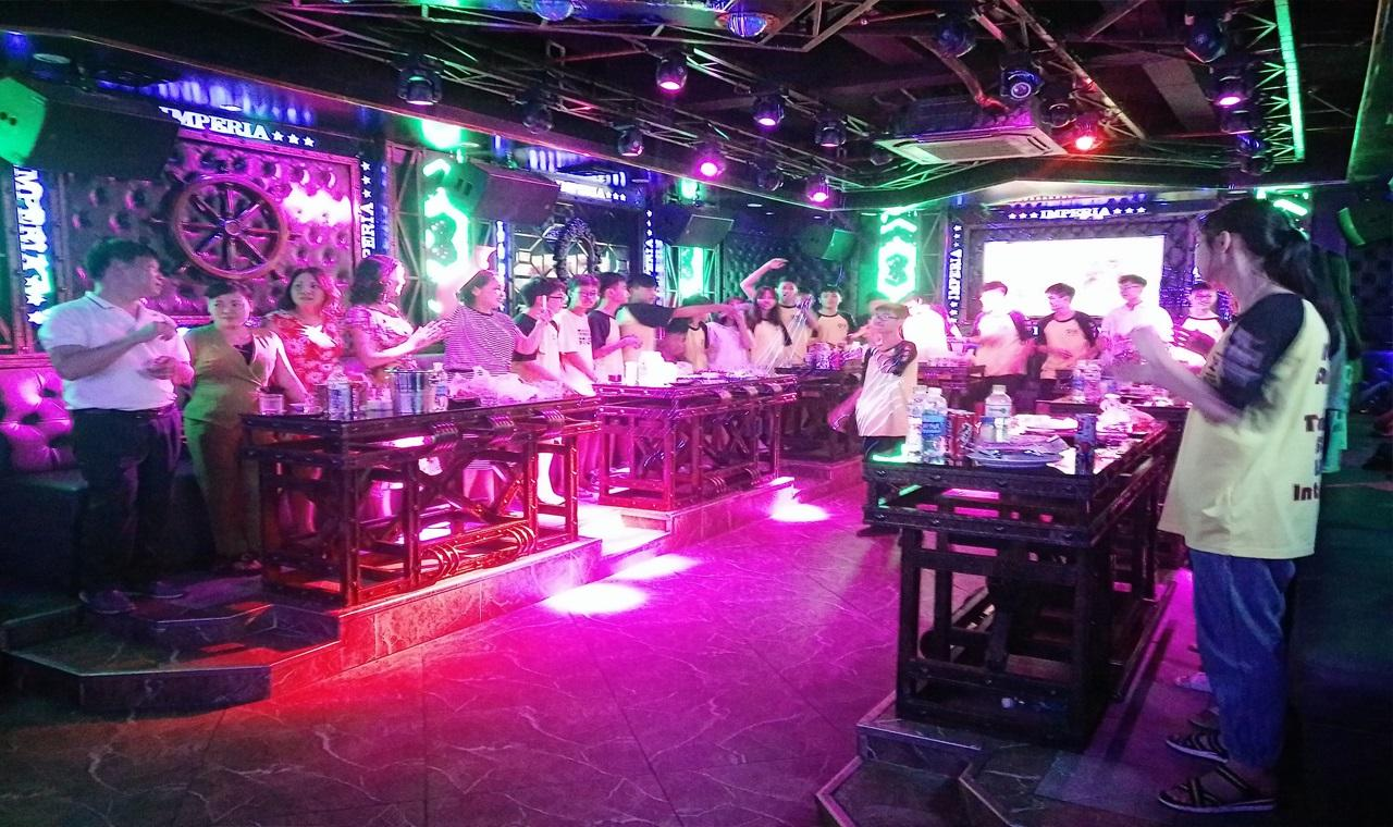 Karaoke Imperial Room5