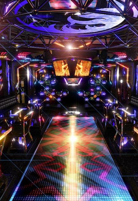 Mẫu phòng karaoke Mini Bar MS 26