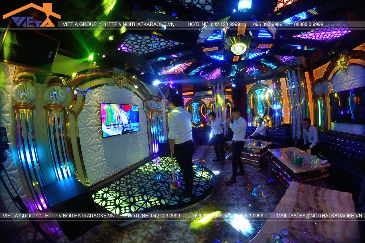 Phòng Vip 601 karaoke Luxury