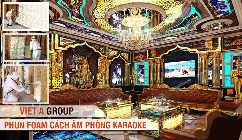 cách âm tốt nhất cho phòng karaoke