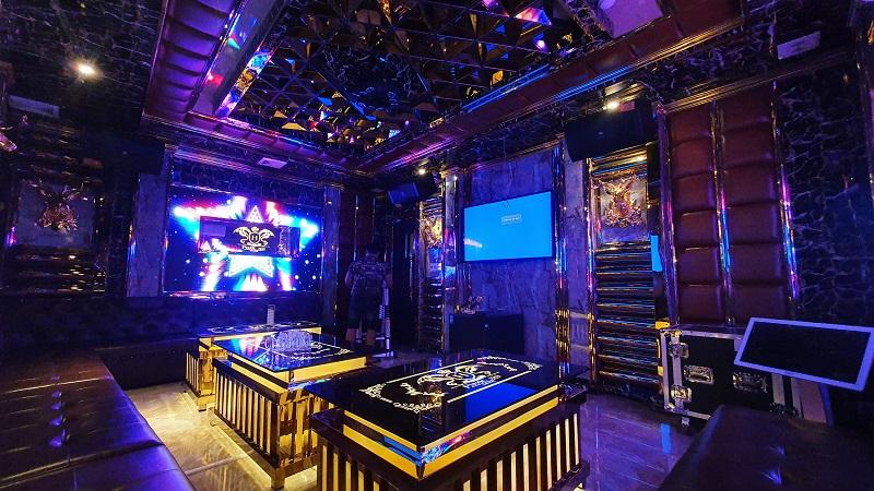 Hình ảnh phòng hát tại karaoke Phươc Hải