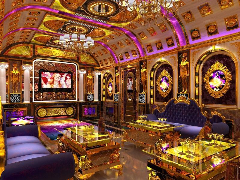 Phòng vip 08 karaoke Phước Hải