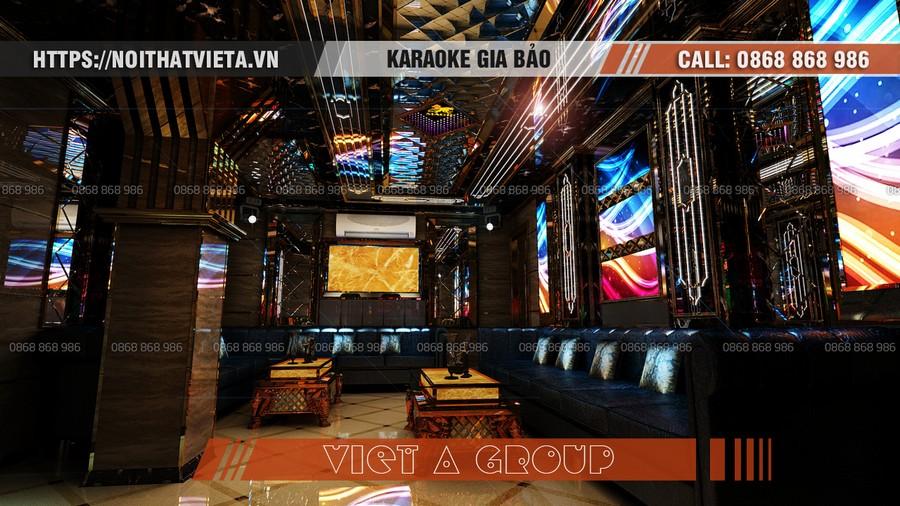Phòng vip 07 karaoke Gia Bảo
