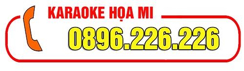 hotline karaoke Họa Mi