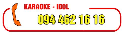 Hotline Karaoke idol