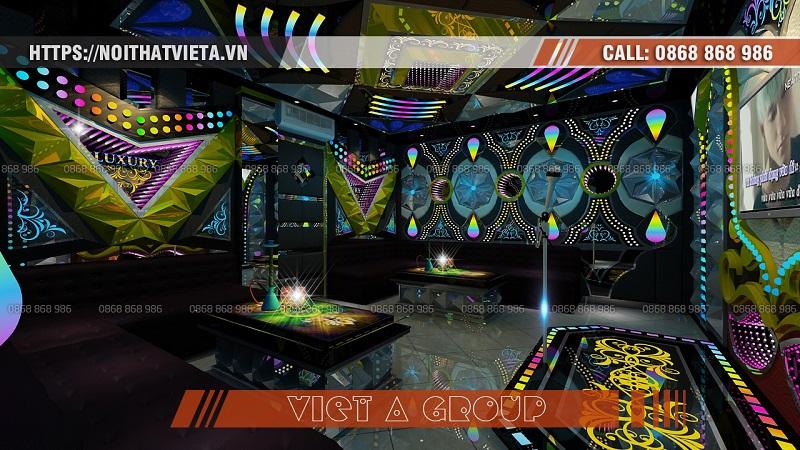 Phòng 01 karaoke Victory