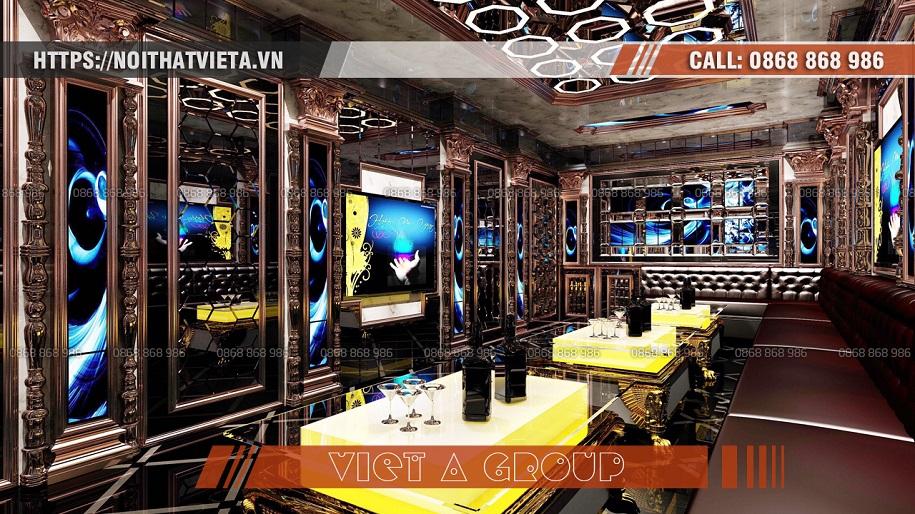 Phòng 18 karaoke Luxury Hà Tĩnh