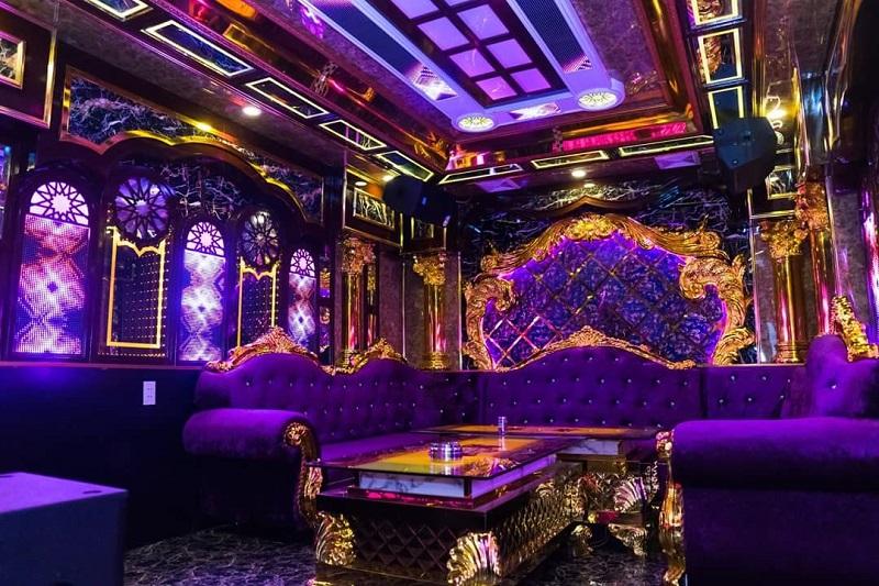 Phòng vip 09 tại karaoke paris by night