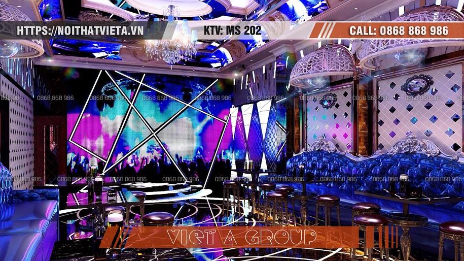Phòng karaoke 01 karaoke Thành Sơn DST