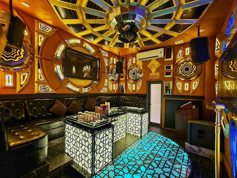 Phòng karaoke giá rẻ bình dân