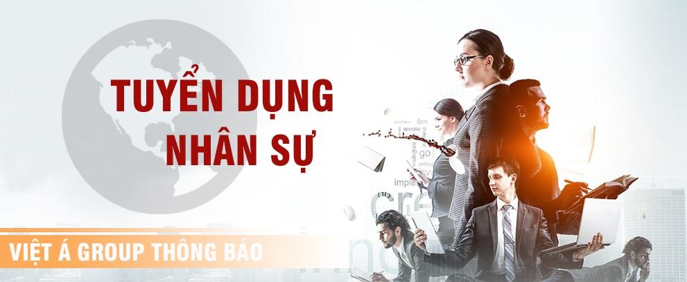 Tuyển dụng nhân sự tại Việt Á