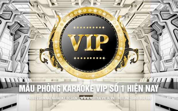 Mẫu phòng karaoke vip nhất